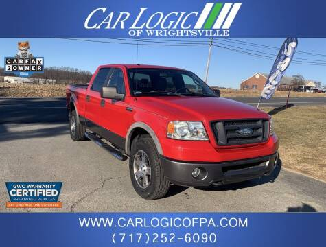 2008 Ford F-150 for sale at Car Logic in Wrightsville PA