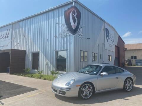 2006 Porsche 911 for sale at Barrett Auto Gallery in San Juan TX