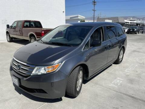 2013 Honda Odyssey for sale at Hunter's Auto Inc in North Hollywood CA