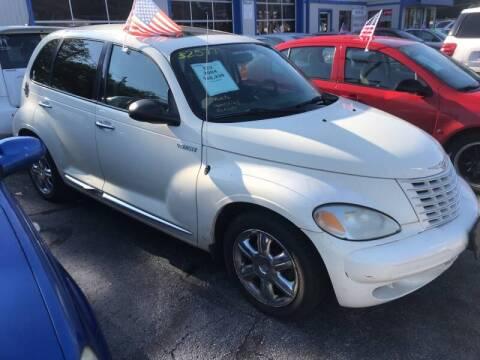 2004 Chrysler PT Cruiser for sale at Klein on Vine in Cincinnati OH