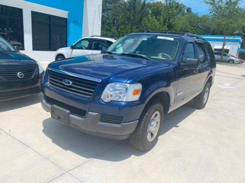2006 Ford Explorer for sale at ETS Autos Inc in Sanford FL