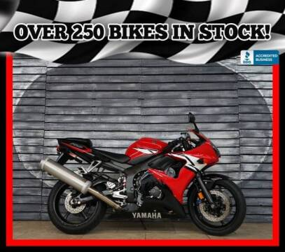 2004 Yamaha YZF-R6 for sale at Motomaxcycles.com in Mesa AZ