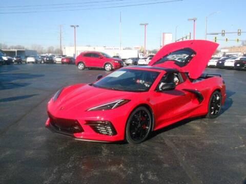 2020 Chevrolet Corvette for sale at Windsor Auto Sales in Loves Park IL