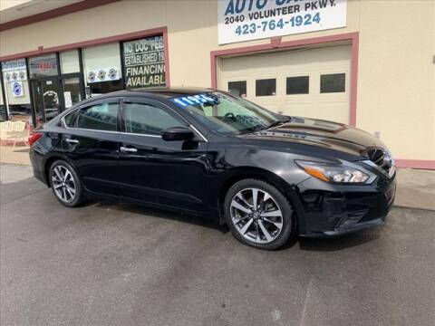 2016 Nissan Altima for sale at PARKWAY AUTO SALES OF BRISTOL in Bristol TN