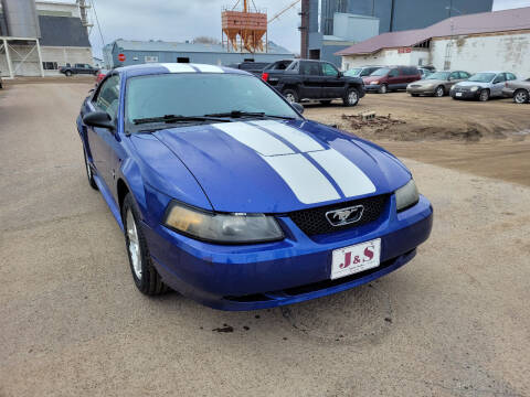 2003 Ford Mustang for sale at J & S Auto Sales in Thompson ND