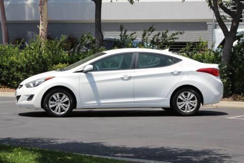 2011 Hyundai Elantra for sale at AllanteAuto.com in Santa Ana CA
