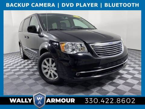 2016 Chrysler Town and Country for sale at Wally Armour Chrysler Dodge Jeep Ram in Alliance OH