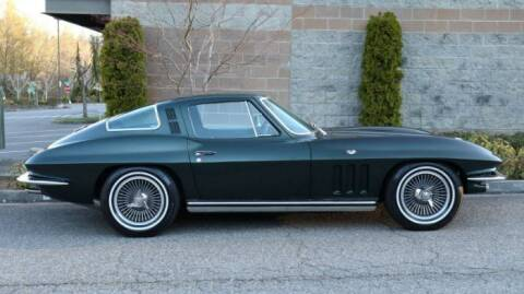 1965 Chevrolet Corvette for sale at Classic Car Deals in Cadillac MI
