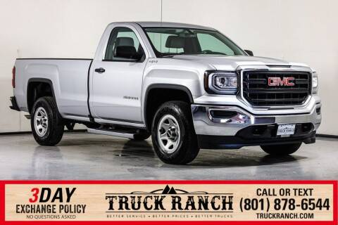 2018 GMC Sierra 1500 for sale at Truck Ranch in Logan UT
