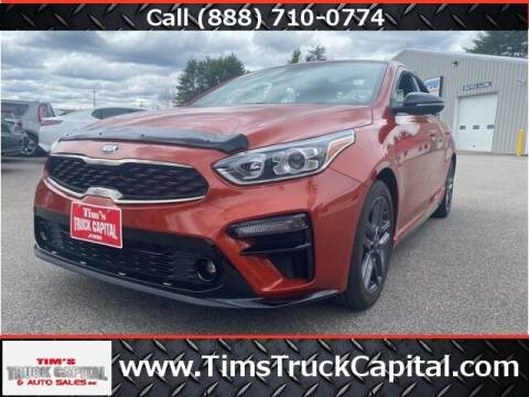 2020 Kia Forte for sale at TTC AUTO OUTLET/TIM'S TRUCK CAPITAL & AUTO SALES INC ANNEX in Epsom NH
