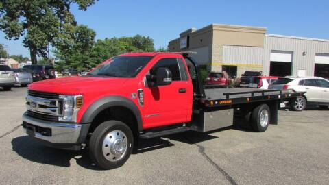 2019 Ford F-550 Super Duty for sale at Begleys Automotive Group in Elkhart IN