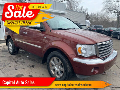 2008 Chrysler Aspen for sale at Capitol Auto Sales in Lansing MI