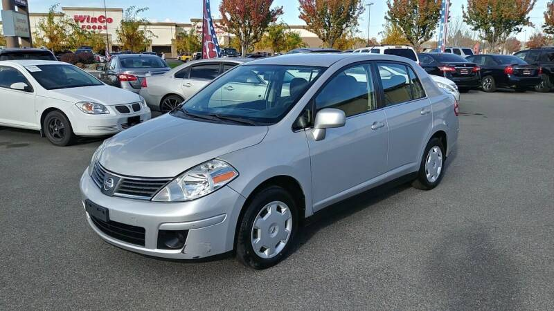 2008 Nissan Versa for sale at 509 Auto Sales in Kennewick WA
