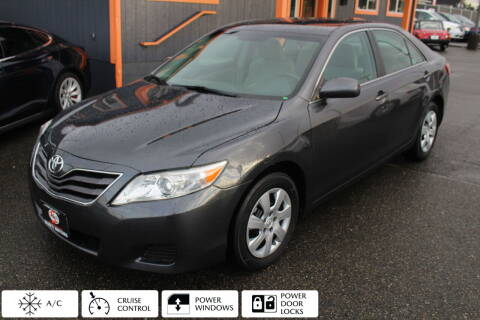2010 Toyota Camry for sale at Sabeti Motors in Tacoma WA