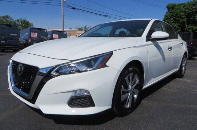 2021 Nissan Altima for sale at Eddie Auto Brokers in Willowick OH