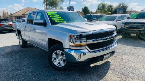 2018 Chevrolet Silverado 1500 for sale at La Playita Auto Sales Tulare in Tulare CA
