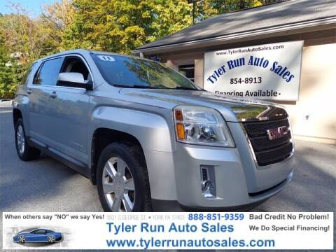 2011 GMC Terrain for sale at Tyler Run Auto Sales in York PA