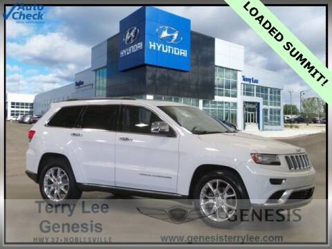 2014 Jeep Grand Cherokee for sale at Terry Lee Hyundai in Noblesville IN
