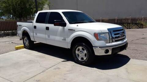 2011 Ford F-150 for sale at CAMEL MOTORS in Tucson AZ