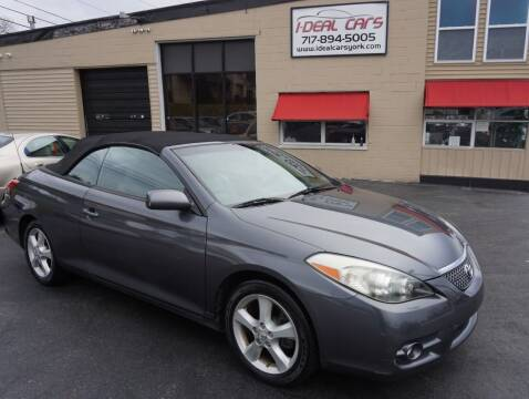 2007 Toyota Camry Solara for sale at I-Deal Cars LLC in York PA