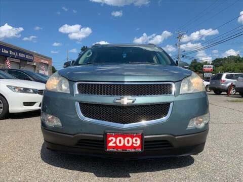 2009 Chevrolet Traverse for sale at AutoCredit SuperStore in Lowell MA