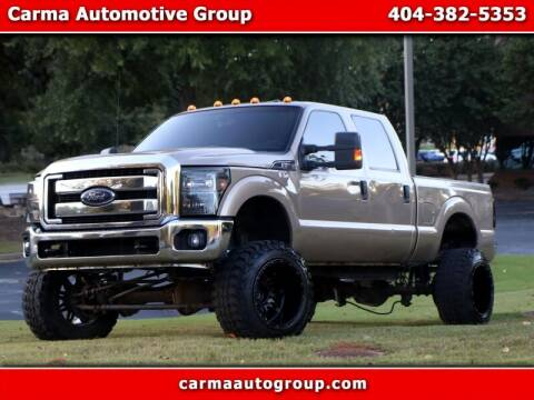 2014 Ford F-250 Super Duty for sale at Carma Auto Group in Duluth GA