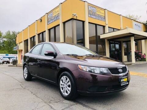 2010 Kia Forte for sale at Royal Motors Inc in Kent WA