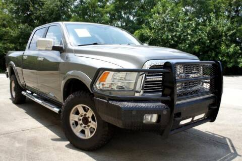 2012 RAM Ram Pickup 2500 for sale at CU Carfinders in Norcross GA