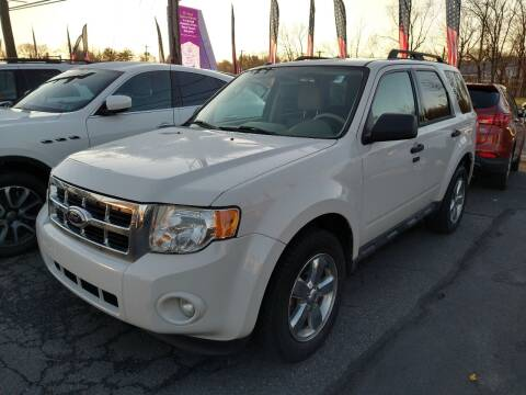 2010 Ford Escape for sale at P J McCafferty Inc in Langhorne PA