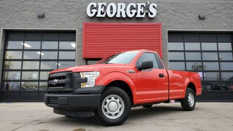 2016 Ford F-150 for sale at George's Used Cars - Telegraph in Brownstown MI