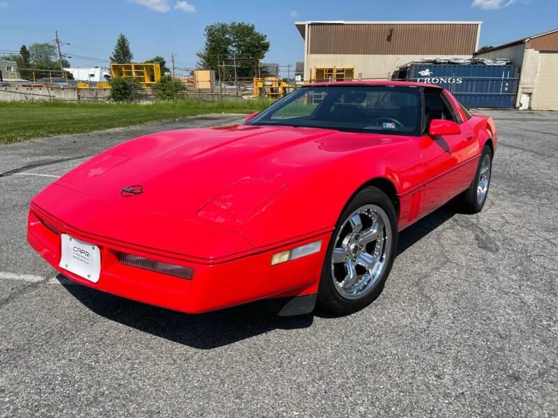 1985 Chevrolet Corvette for sale at Capri Auto Works in Allentown PA