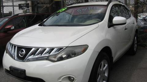 2009 Nissan Murano for sale at JERRY'S AUTO SALES in Staten Island NY
