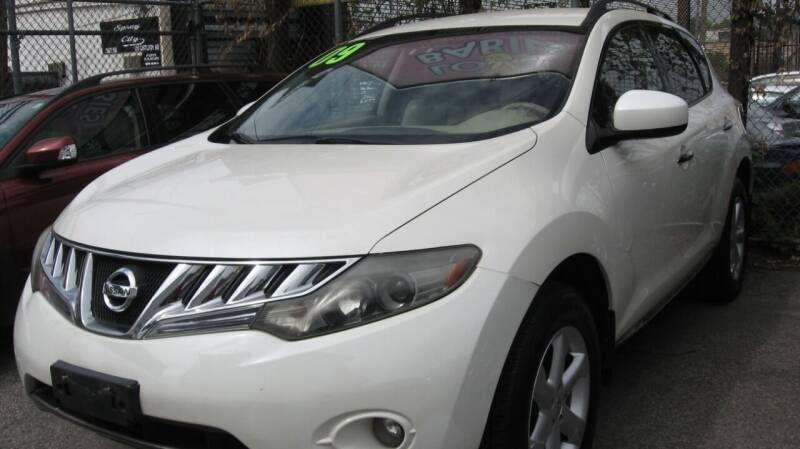 2009 Nissan Murano for sale in Staten Island, NY