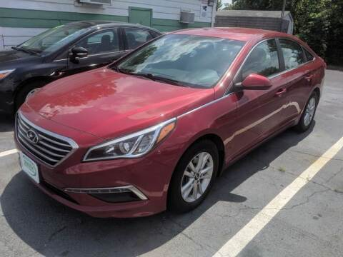 2015 Hyundai Sonata for sale at Shaddai Auto Sales in Whitehall OH