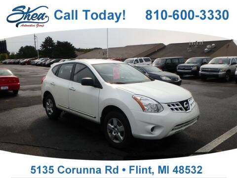 2011 Nissan Rogue for sale at Erick's Used Car Factory in Flint MI