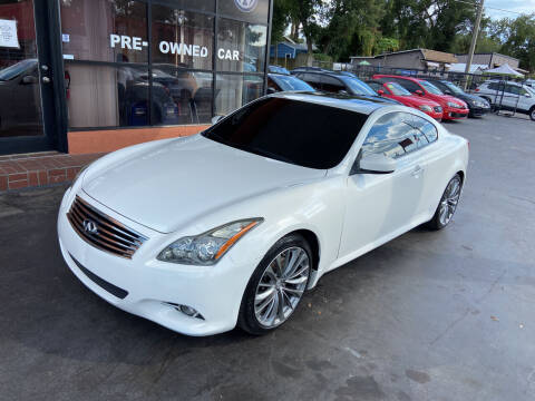 2011 Infiniti G37 Coupe for sale at Kings Auto Group in Tampa FL