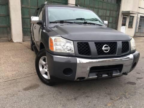 2007 Nissan Armada for sale at Illinois Auto Sales in Paterson NJ