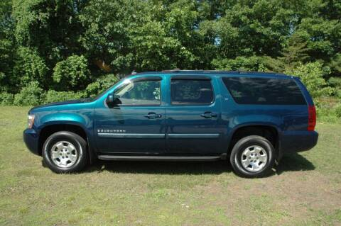 2007 Chevrolet Suburban for sale at Bruce H Richardson Auto Sales in Windham NH