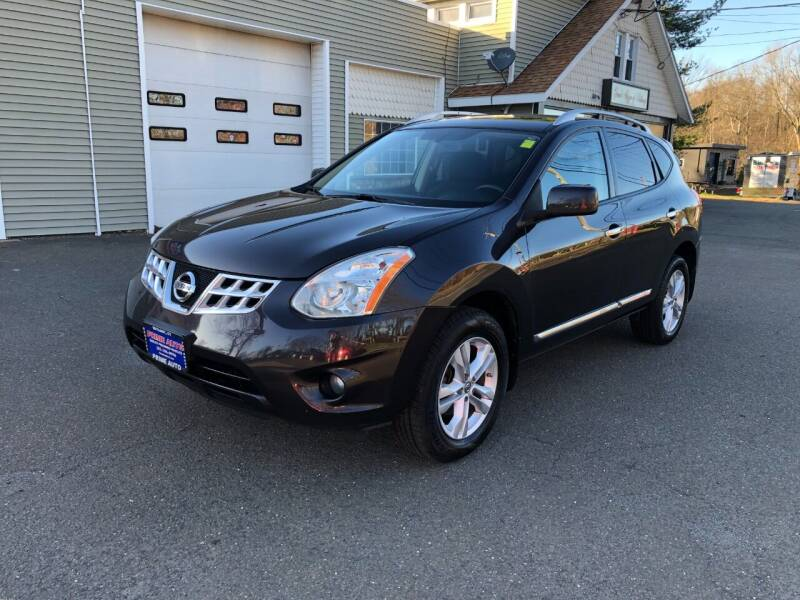 2012 Nissan Rogue for sale at Prime Auto LLC in Bethany CT