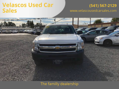 2009 Chevrolet Silverado 1500 for sale at Velascos Used Car Sales in Hermiston OR