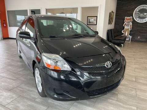 2007 Toyota Yaris for sale at Evolution Autos in Whiteland IN