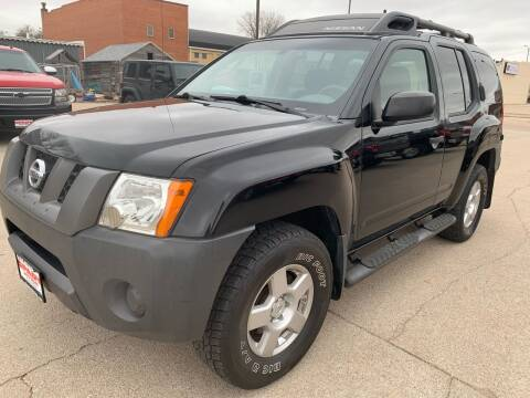 2008 Nissan Xterra for sale at Spady Used Cars in Holdrege NE