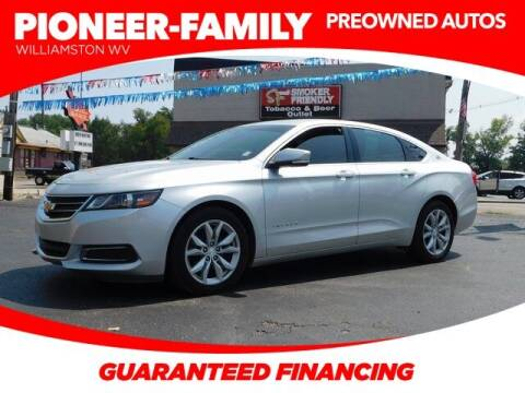 2016 Chevrolet Impala for sale at Pioneer Family preowned autos in Williamstown WV