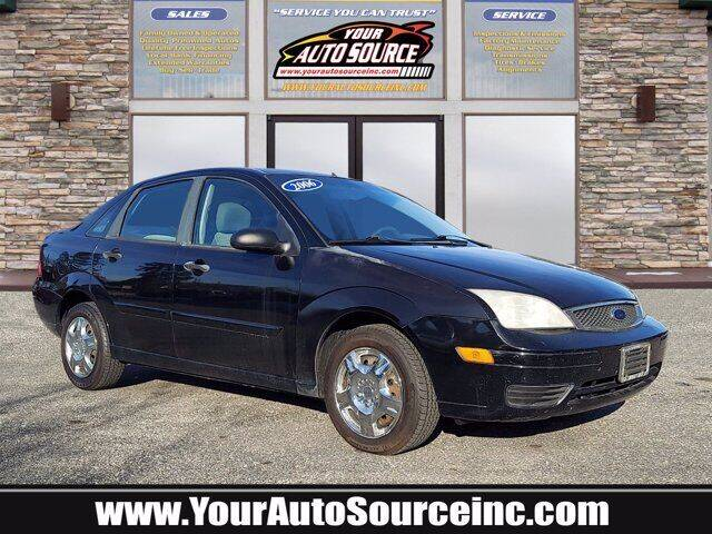 2006 Ford Focus for sale at Your Auto Source in York PA