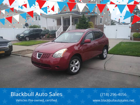 2009 Nissan Rogue for sale at Blackbull Auto Sales in Ozone Park NY