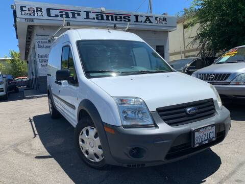 2011 Ford Transit Connect for sale at Car Lanes LA in Glendale CA