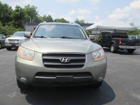 2009 Hyundai Santa Fe for sale at Olde Mill Motors in Angier NC