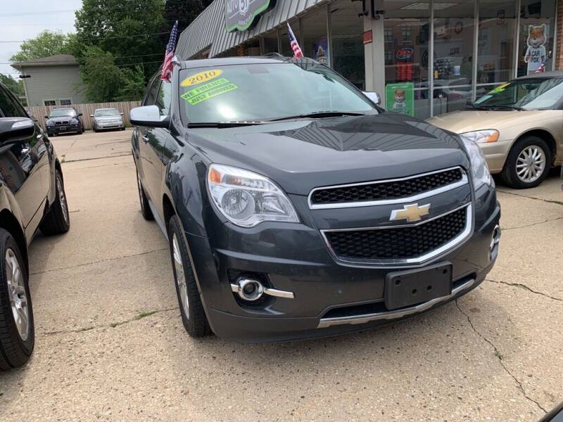 2010 Chevrolet Equinox for sale at LOT 51 AUTO SALES in Madison WI