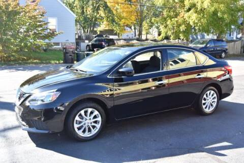2019 Nissan Sentra for sale at Absolute Auto Sales, Inc in Brockton MA
