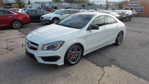 2014 Mercedes-Benz CLA for sale at Unlimited Auto Sales in Upper Marlboro MD
